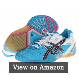 ASICS Womens GEL-Blast 5 Shoe