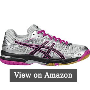 ASICS Womens Gel Rocket 7 Volley Ball Shoe