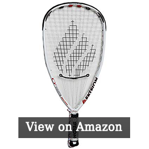 Ektelon O3 White SS Racquetball Racquet