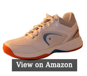 HEAD Mens Sonic 2000 MID Racquetball/Squash Indoor Court Shoes
