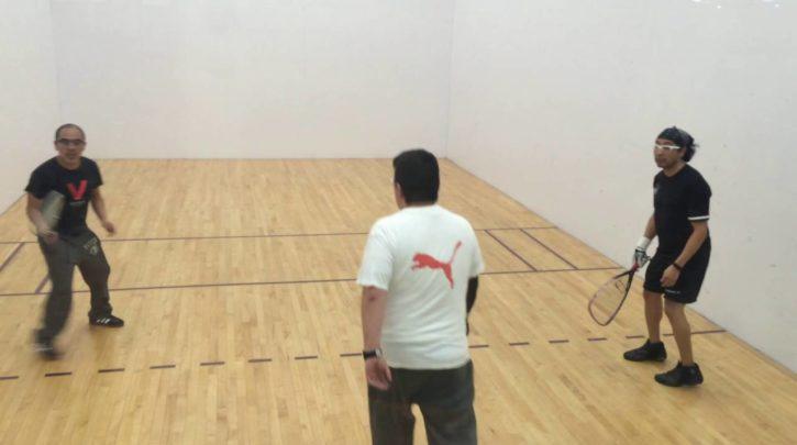 racquetball cutthroat rules