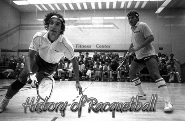 racquetball history facts