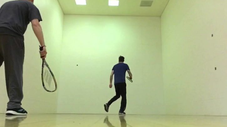 racquetball shorts types